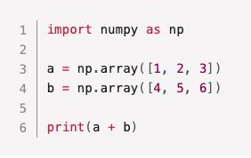 【Python】NumPyライブラリとは?