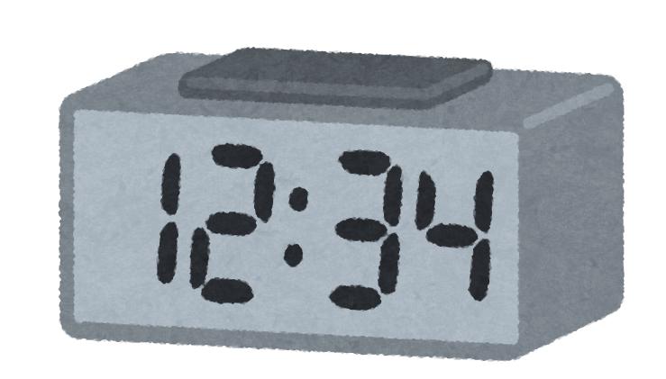 【Python】Pythonで日付や時刻を取得してみよう!